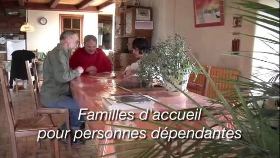 Familles d'accueil pour personnes dépendantes