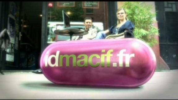 Idmacif, distributeur automatique d'aasurance en ligne «le café»