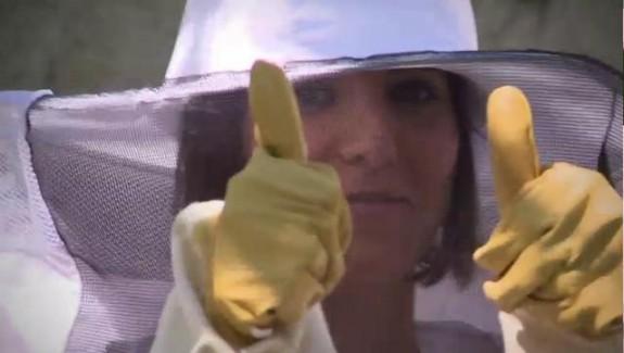 L'apiculture pour malentendants