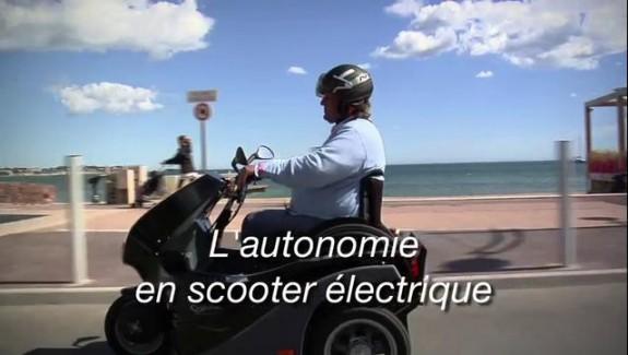L'autonomie en scooter électrique