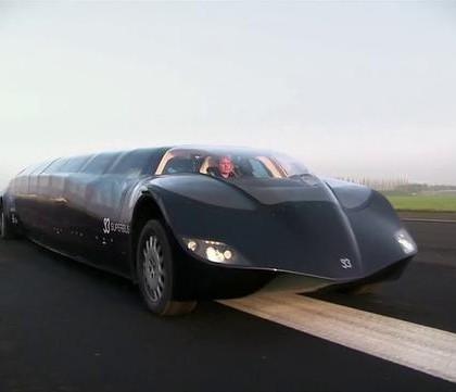Le bus à grande vitesse