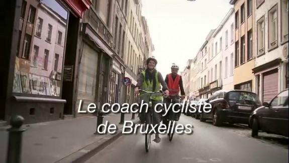 Le coach cycliste de Bruxelles