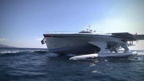 le tour du monde en bateau solaire