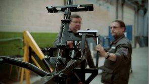 Le tricycle électrique de l'artisan