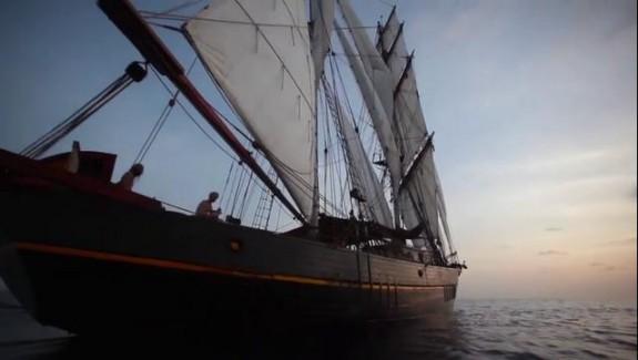 Le voilier de commerce