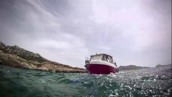 Les calanques en bateau solaire