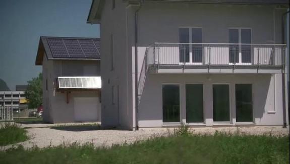 Les maisons solaires intelligentes