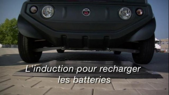 L'induction pour recharger ses batteries