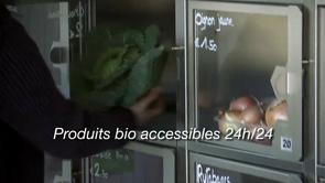 Produits bio accessibles 24h24