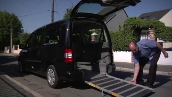 Taxis accessibles, au service de l'autonomie.