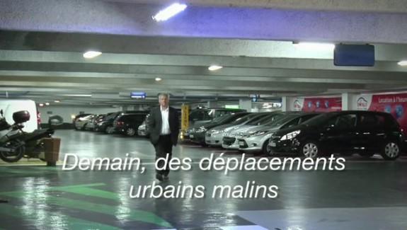 Demain des deplacements urbains malins