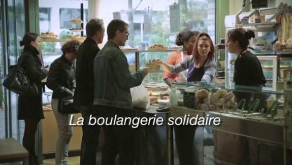 La boulangerie solidaire