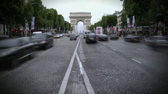 La plus propre avenue du monde