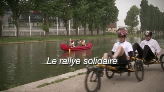Le rallye solidaire