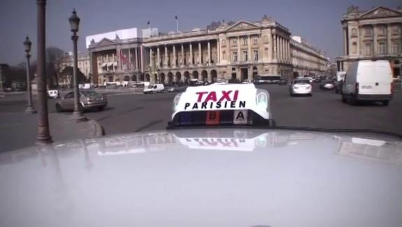 Le taxi parisien s'électrise