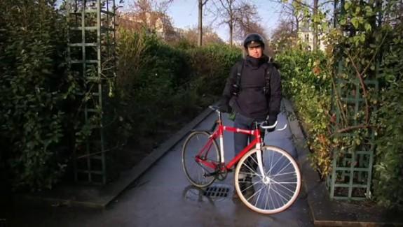 Le vélo prend le pli