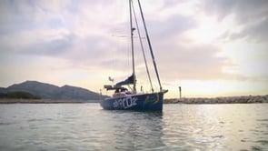 Le voilier à hydrogène