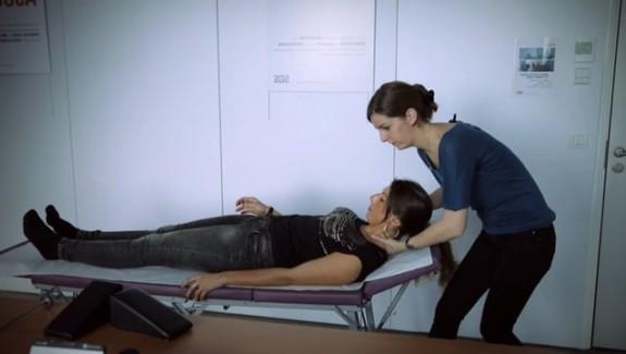 L'osthéopathie au bureau