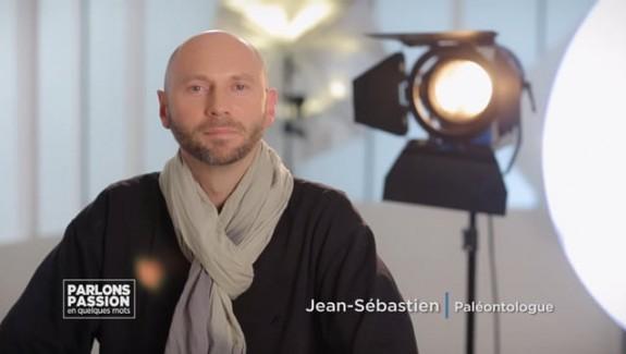 Parlons Passion – Jean-Sébastien Paléontologue