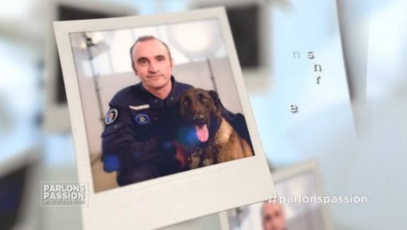 Parlons Passion – Yves maître-chien en brigade cynophile