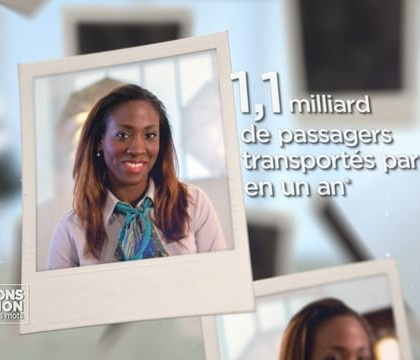 Parlons Passion 2016 – Emma conductrice de bus