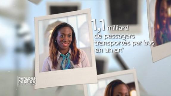 Parlons Passion 2016 – Emma conductrice de bus