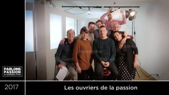 Parlons Passion ZAPPING 2017
