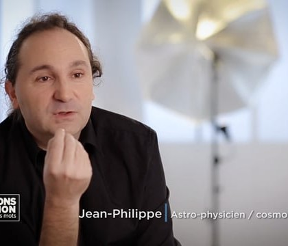 Parlons Passion 2018 – Jean-Philippe, Astro-physicien / cosmologiste
