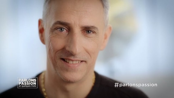 Parlons Passion 2018 – Christophe, professeur de technologie