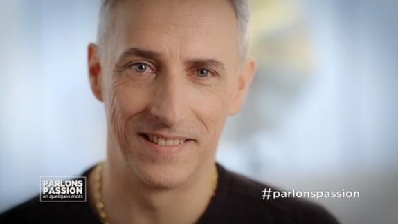 Parlons Passion 2018 – Christophe, professeur de technologie