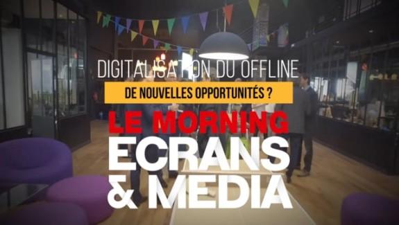 Morning d'Ecrans et Media