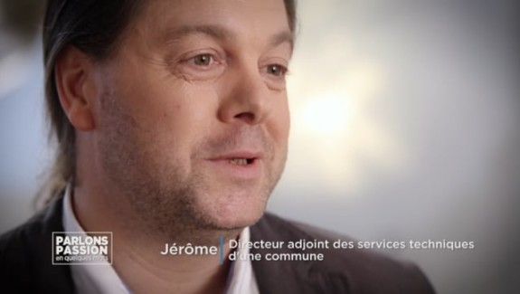 Parlons Passion 2018 – Jérôme Legat, directeur adjoint services techniques d'une commune