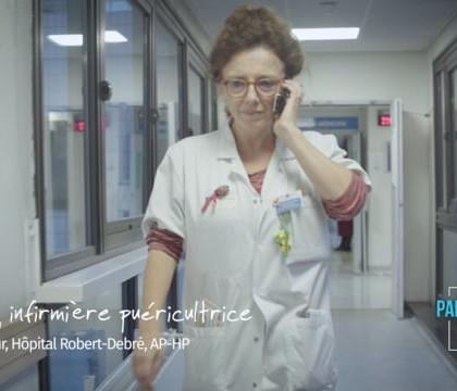 Parlons Passion 2019, Nathalie infirmière