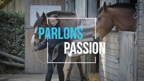 Parlons Passion 2019, Gaëlle policière en unité équestre