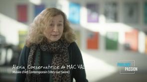 Parlons Passion 2020, Alexia, conservatrice du Mac Val