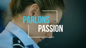Parlons Passion 2020, Manon, escrimeuse et gendarme.