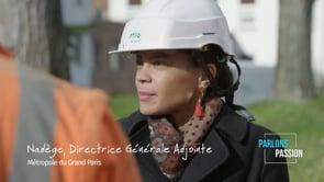 Parlons Passion 2020, Nadège, DGA Metropole du Grand Paris
